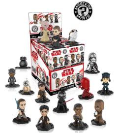 Funko Mystery Mini Star Wars Episode VIII Figures