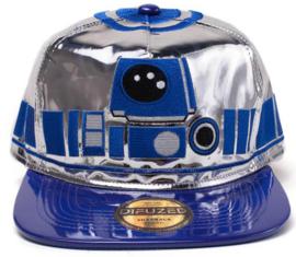 Star Wars R2-D2 Novelty Snapback Cap