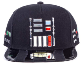 Star Wars Darth Vader Buttons Snapback Cap