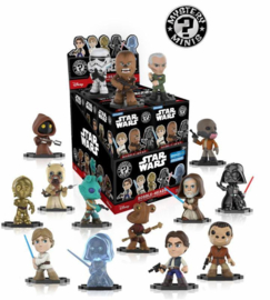 Funko Mystery Mini Star Wars Exclusive Figures