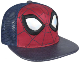 Spiderman Spider Eyes Snapback Cap