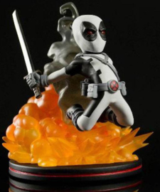 Q-Fig Figure Marvel Deadpool X-Force Variant LC Exclusive 15 cm