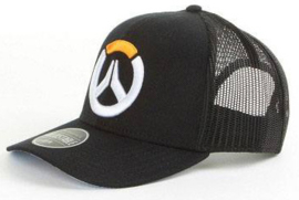 Overwatch Baseball Trucker Logo Cap