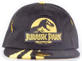 Jurassic Park Ripped Snapback Cap