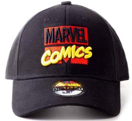 Marvel Comics 3D Embroidery Logo Baseball Cap