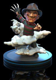 Q-Fig Figure Nightmare on Elm Street Freddy Krueger 10 cm