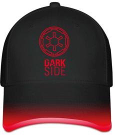 Star Wars Dark Side Cap (met LED verlichting)