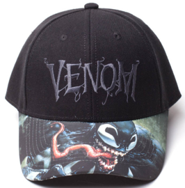 Venom Logo Adjustable Cap