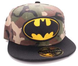 Batman Camouflage Cap