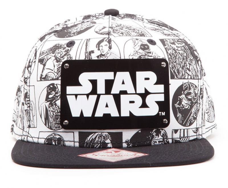 Star Wars Comic Style Cap