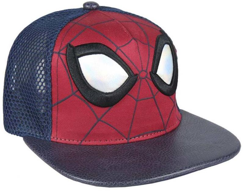 Spider-man Spider Eyes Snapback Cap