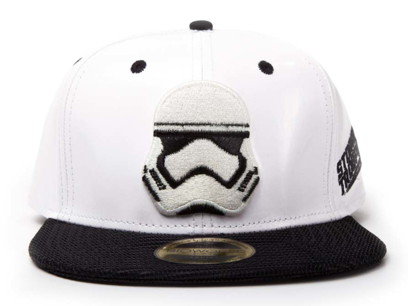 Star Wars The Force Awakens Stormtrooper Snapback Cap