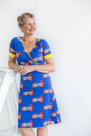 DIY pakket dames Louise Violets are blue