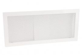 Ventilatierooster 375x155mm, met wafelstructuur