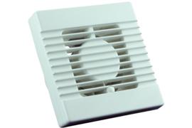 Badkamer/Toiletventilator EF 100 VT