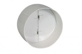 Vlinderklep Ø 150mm ( 2 kleppen )