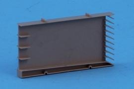 Spouwvoegventilatierooster 50mm