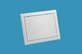 Inspectieluik 150x200mm, wit ( met magneetsluiting )