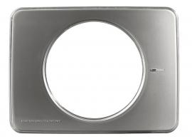Voorfront Intellivent 2.0 aluminium