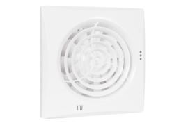 Badkamer/Toiletventilator Silencio 125T