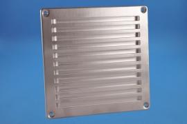 Ventilatierooster 160x160mm
