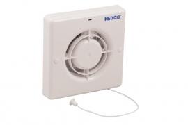 Badkamer/Toiletventilator CR 100 P