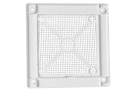 Design badkamer/ toiletventilator AW100 W