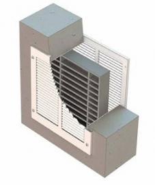 Brandwerende ventilatieroosters