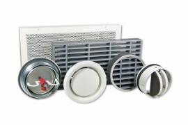 Folder maatwerk- Brandwerende kleppen en -ventielen, Geluiddempende roosters