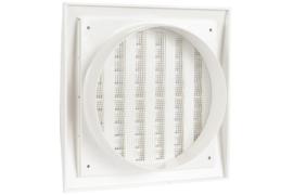 Afsluitbaar ventilatierooster Ø 150mm, met schuif