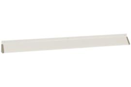 Gleufluchtrooster 'LS' 294x30mm, wit