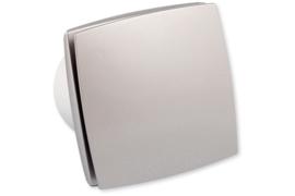 Badkamer/Toiletventilator LDT 125, aluminium