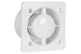 Design badkamer/ toiletventilator AW125 W