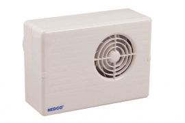 Badkamer/Toiletventilator CF 200 T
