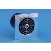 Badkamer/Keukenventilator LP 150 S, chroom