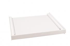 Combi-Rand met schuiflade De Luxe wit