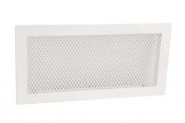 Ventilatierooster 275x125mm, met wafelstructuur