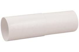 Buisstuk Ø 125mm, lengte 500mm