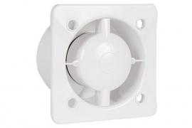 Design badkamer/ toiletventilator AW100 T