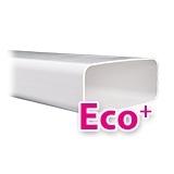 Rechthoekig Eco+ ventilatiekanaal