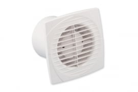 Badkamer/Toiletventilator DTH 100