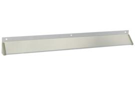 Gleufluchtrooster 'LS' 294x30mm, aluminium
