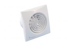 Badkamer/Toiletventilator SILENT 200 CZ