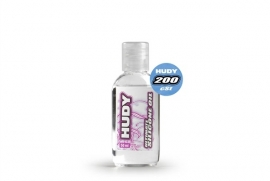 HUDY ULTIMATE SILICONE OIL 200 cSt - 50ML H106320