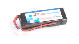 Lipo Rx/Tx Flat Pack 2400mAh - 7.6V IP752880D7R2-2S-SQ