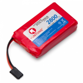 Transmitter Battery Li-Po 7,4V 2800mAh YT2800