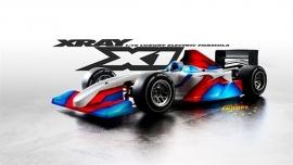 X370701 XRAY X1'16 LUXURY 1/10 FORMULA