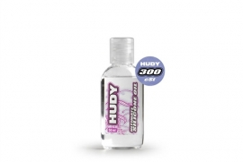 HUDY ULTIMATE SILICONE OIL 300 cSt - 50ML H106330