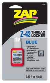 Thread Locker 6 ML BLUE PT42