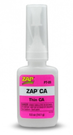 ZAP CA 1/2oz 14gr Pink